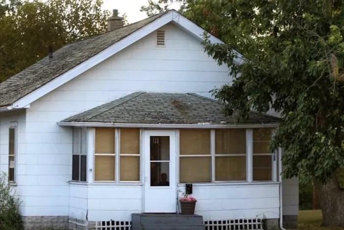 Maison démon avant démolition