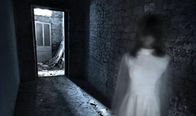 Histoire de fantômes