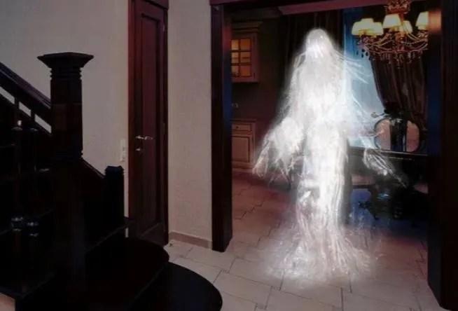 Fantôme hanté