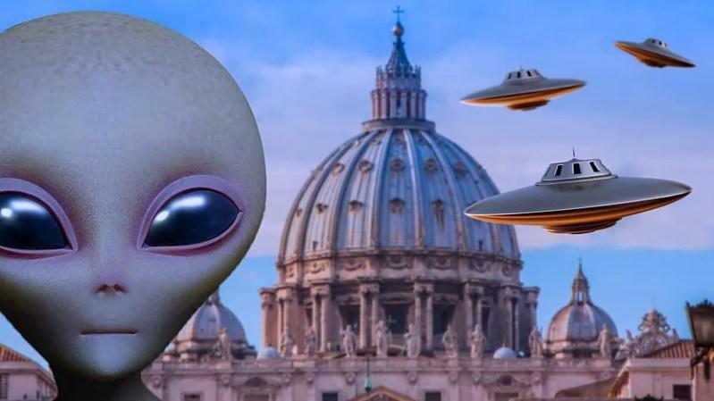 extraterrestres du Vatican
