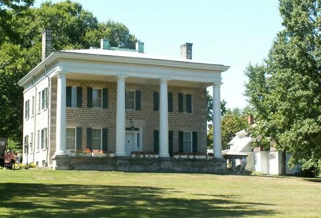 Perkins Stone Mansion, Akron