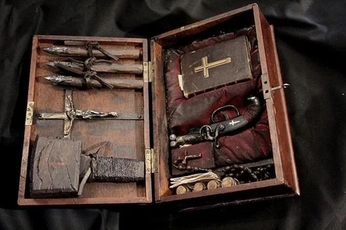 Kits de chasse aux vampires