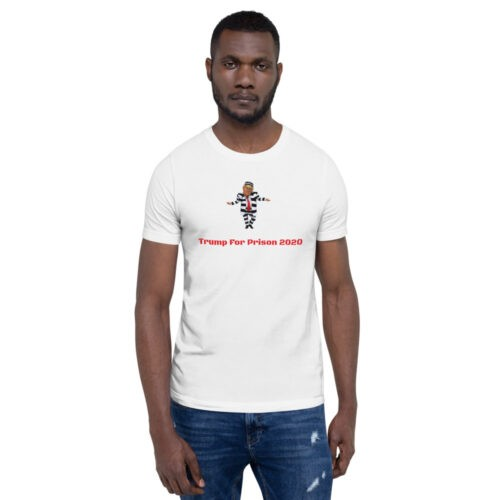 Short-Sleeve Unisex T-Shirt Trump for prison