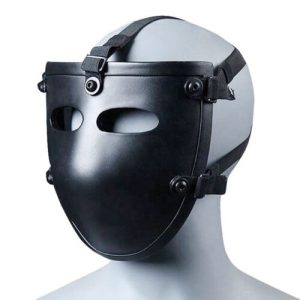 Bulletproof mask