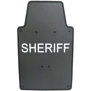 Polyethylene Armored Ballistic Tactical Shield