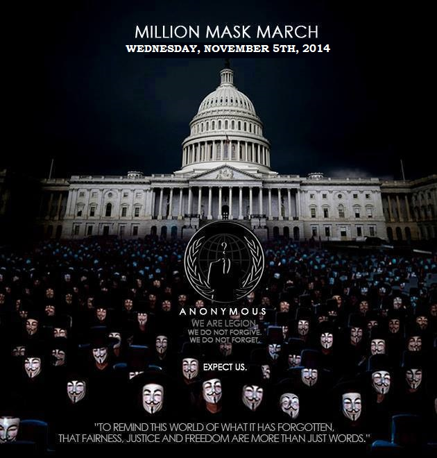 million-maskmarch