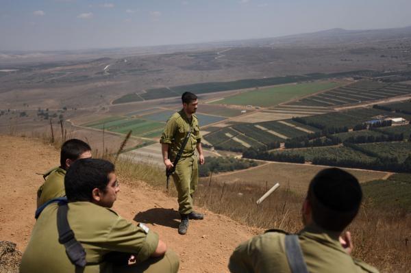 Golan Heights Oil