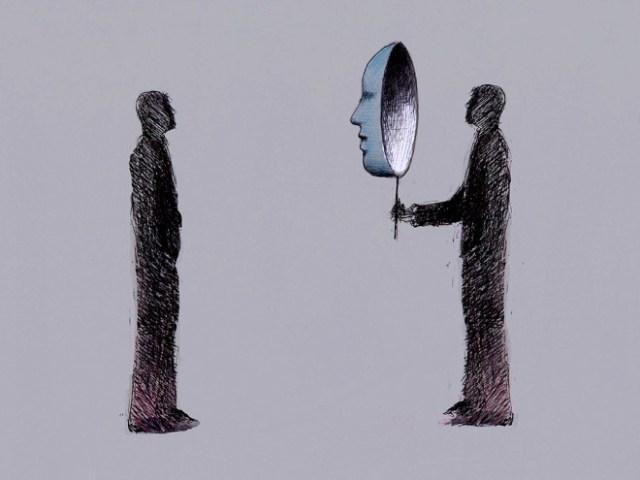 false-identity
