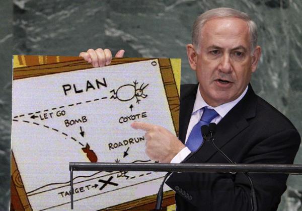 Netanyahu's Tantrum