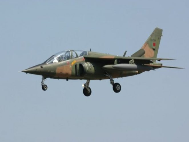 Nigeria military bombs