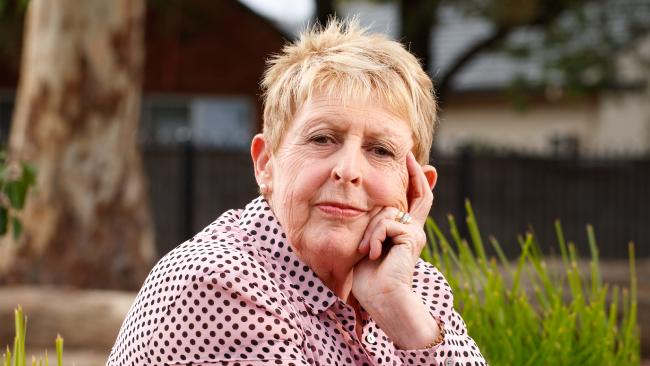 Mem Fox detained