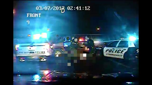 Ohio police murder