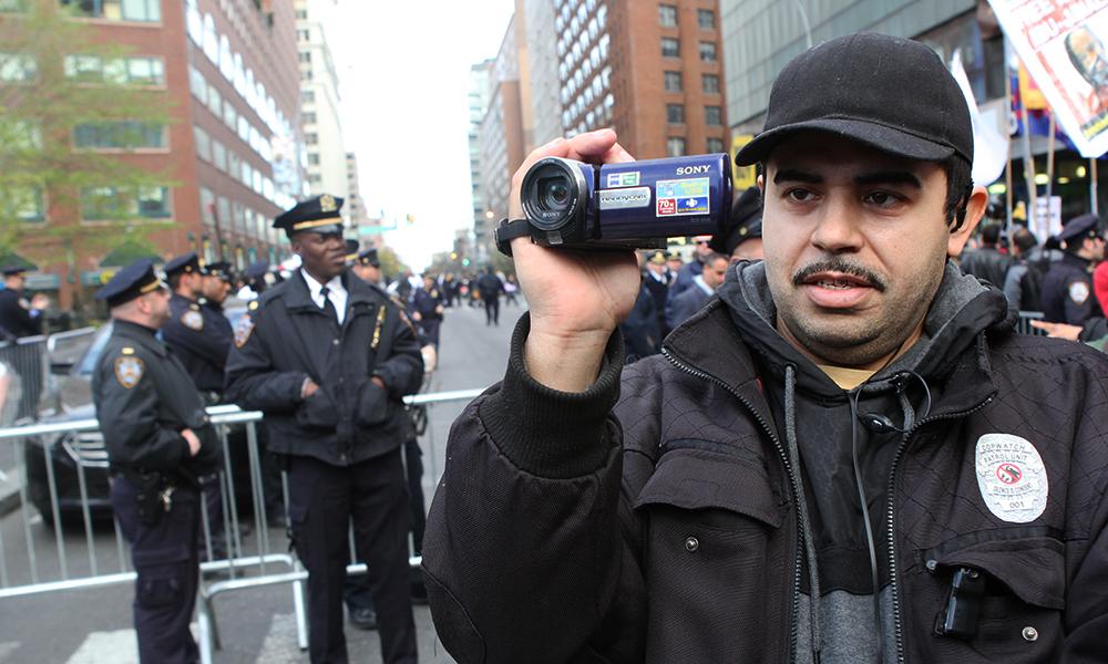 cop blocker