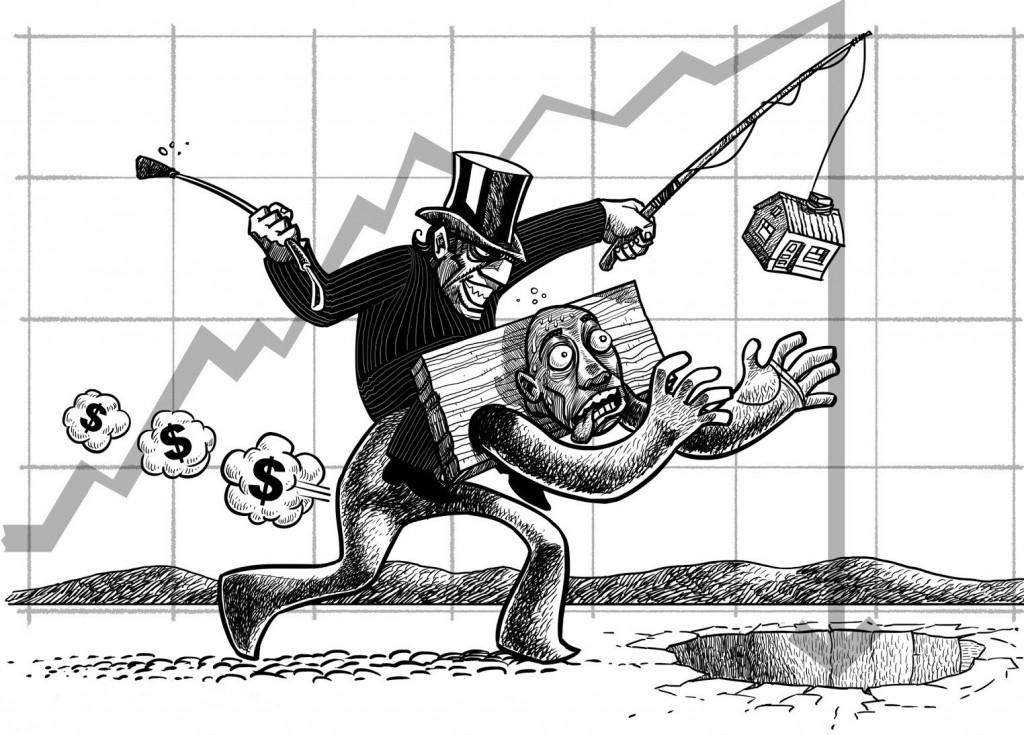 Sclav Bogat Capitalism