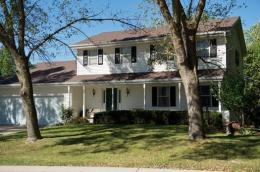 The home where the rape occurred Matthew Barnett's parents