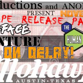 ANON Magazine and dubJproductions Present: Featherface Tape Release Party