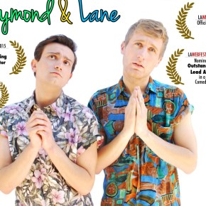 Raymond & Lane, Season 1, Ep. 1: A Great Misfortune