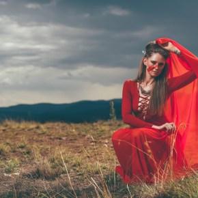 Red Desert Nomad