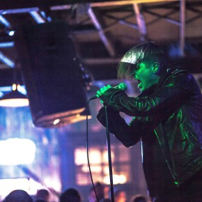 Cold Cave and Drab Majesty: Live Show Review at Barracuda