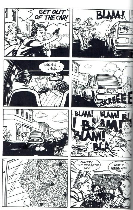 SB Violence