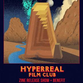 Hyperreal Film Club VHS Zine Release Party
