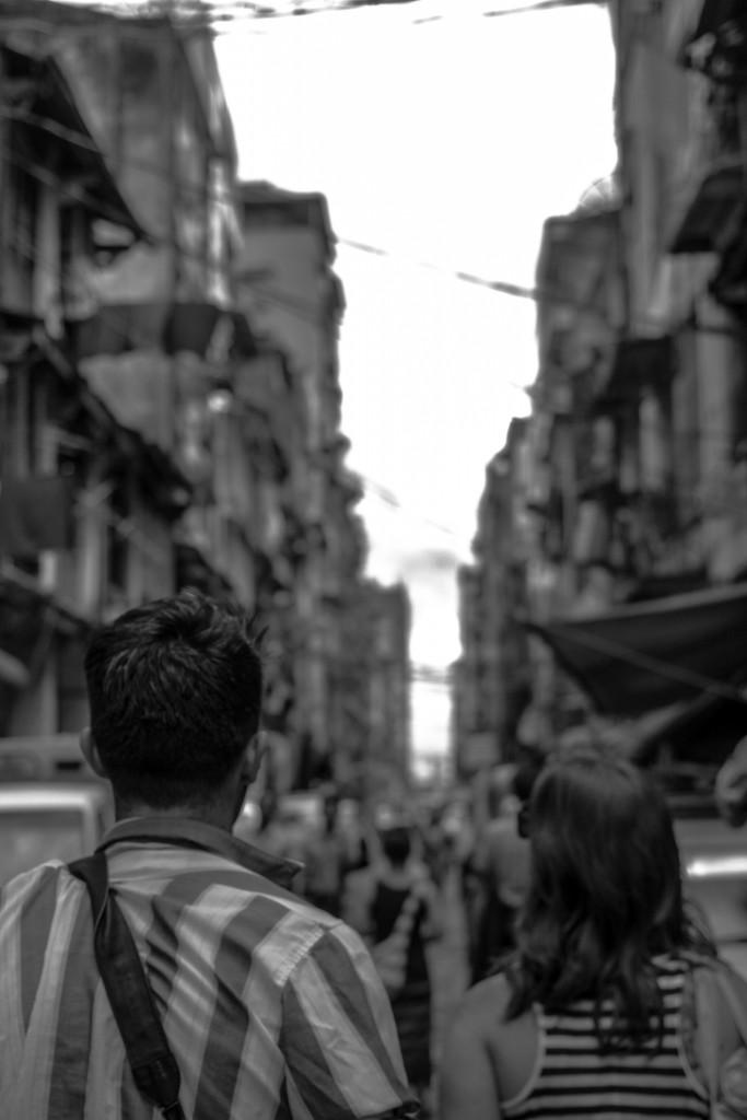 Walking the Streets of Vietnam