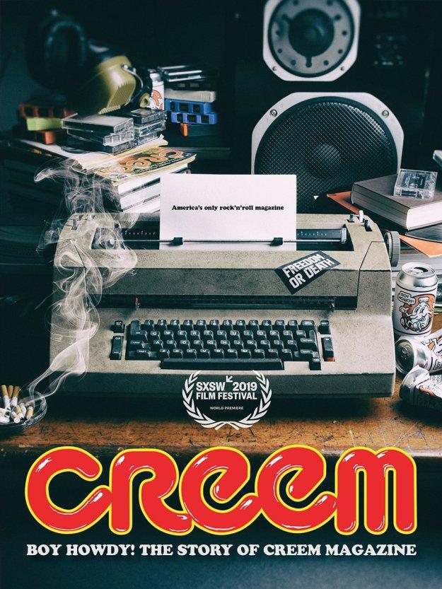 Boy Howdy the Story of Creem Magazine documentary poster