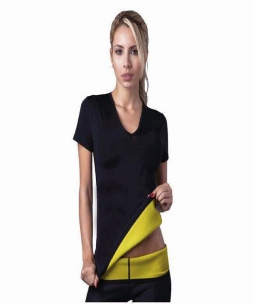Hot Shapers Unisex Compression Slimming Shirt