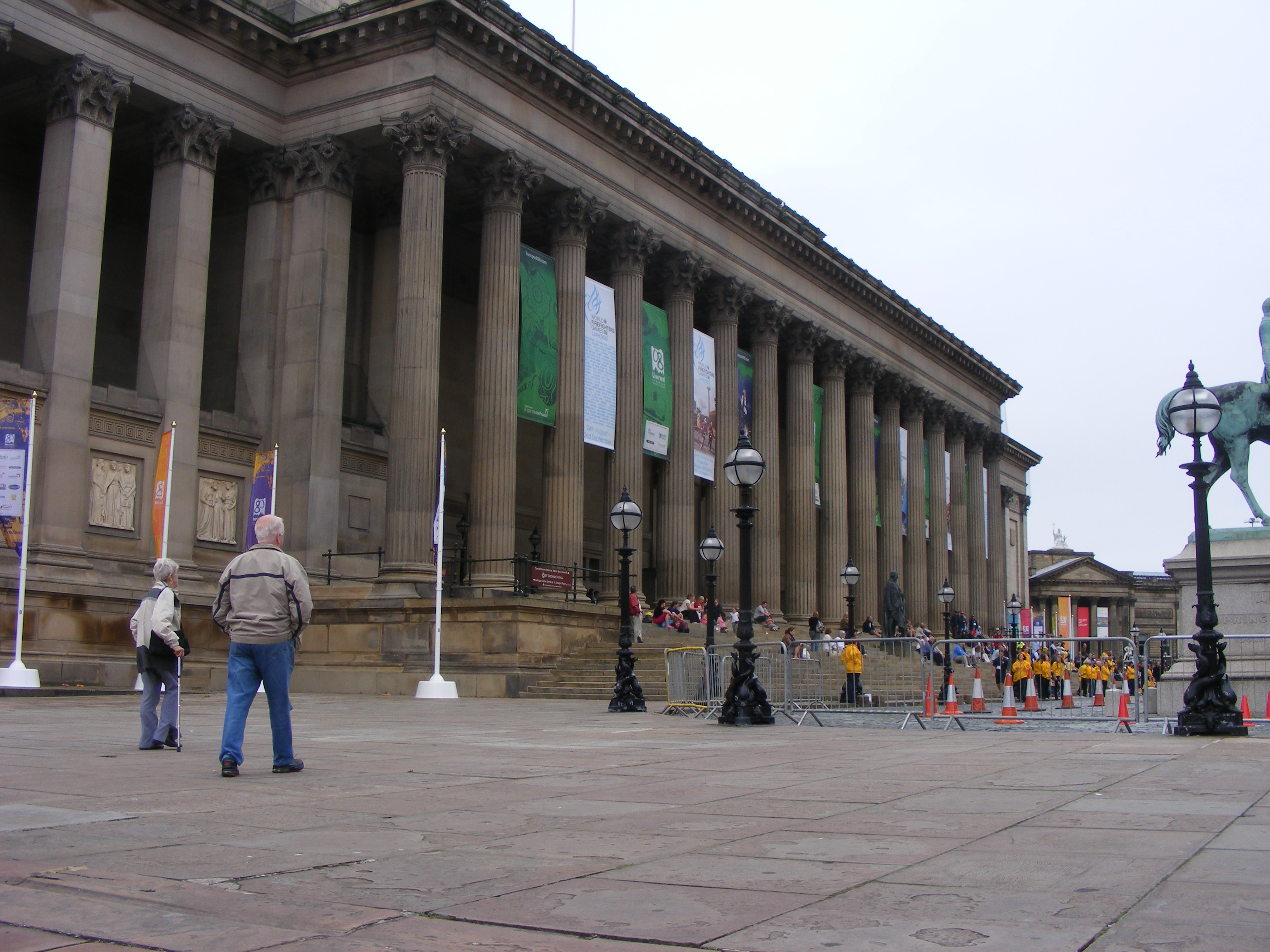 St. Georges Hall, Liverpool