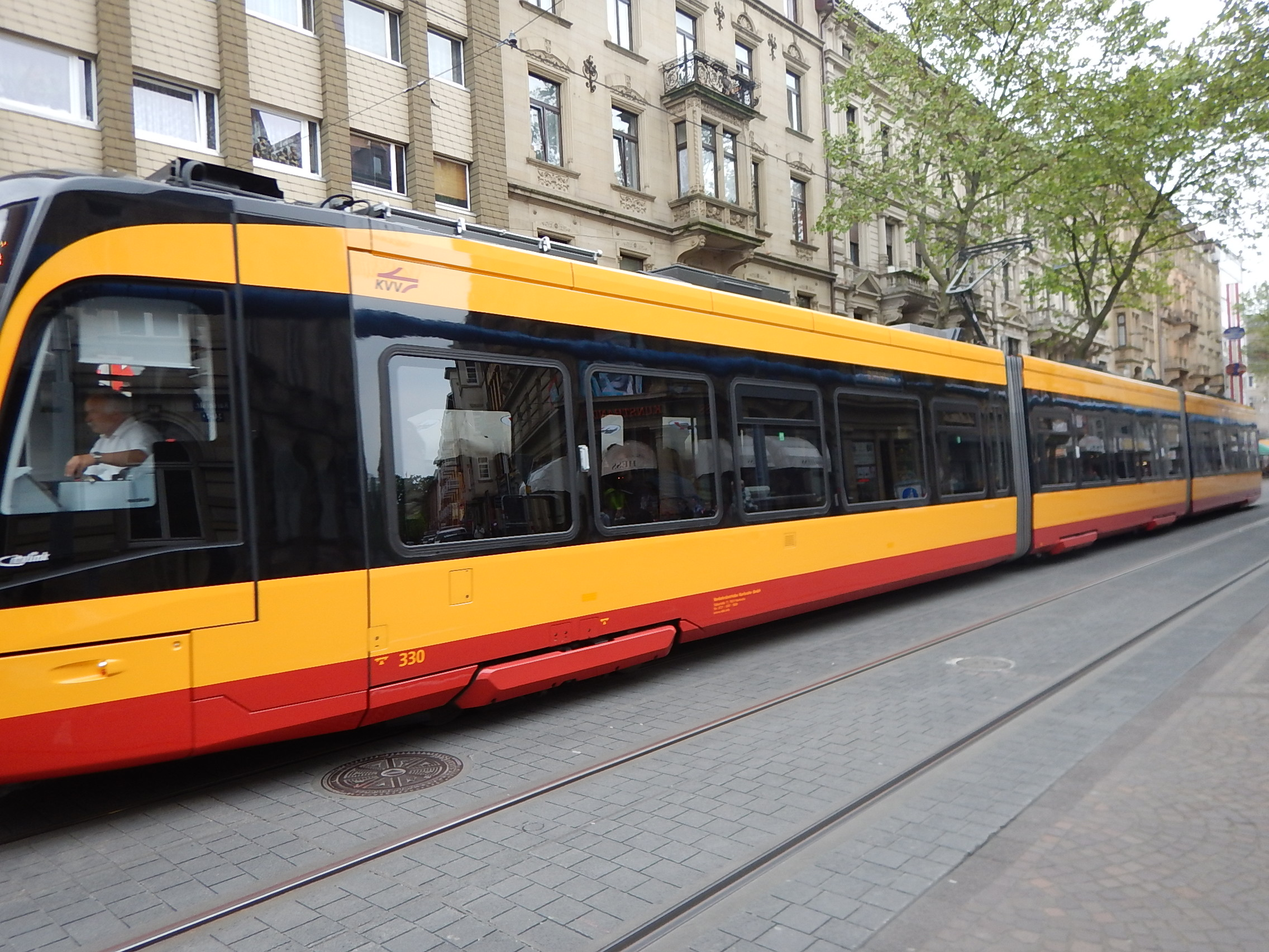 The Latest Citylink Tram-Trains In Karlsruhe « The Anonymous Widower
