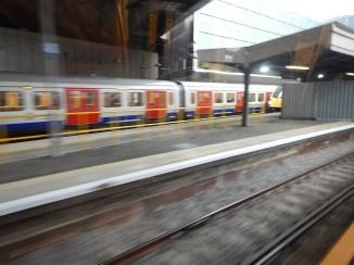 Platforms 13 And 14 At Paddington Station