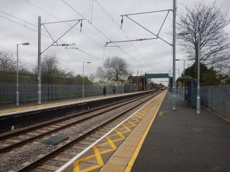 Enfield Lock Station