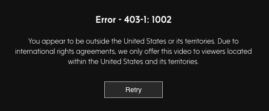 ABC Go Geo-error