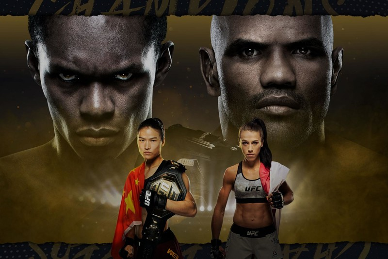 UFC 248: Watch Anywhere with a VPN or Smart DNS