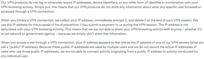 HSS Privacy Policy