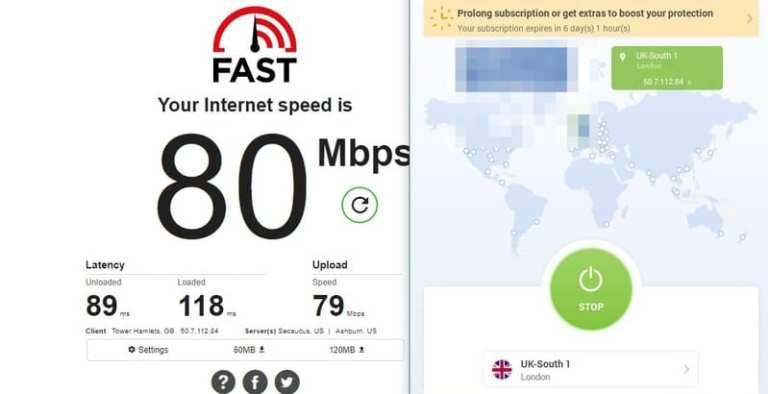 VPN Unlimited: UK Server