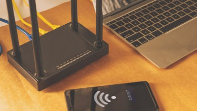 Install a VPN on your router