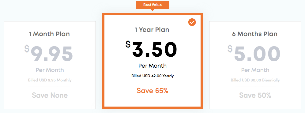 ivacy Price Plans
