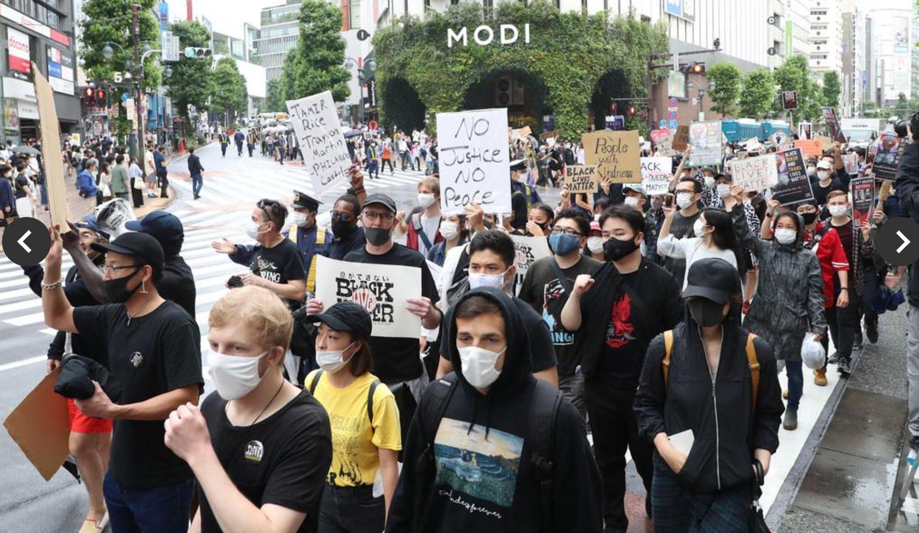 渋谷のクルド人デモ、「極左暴力集団」が参加 クルド人支援団体「我々は便乗された」~ネットの反応「デモの参加者見たら一目瞭然」「ようやく警察側の主張が出たね」「このデモはクルド人の評価を下げるためのデモだった」