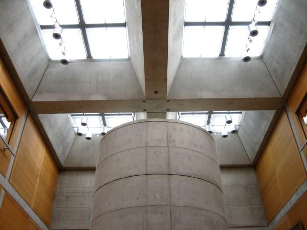 Yale Center British Art Anonymous Architecture
