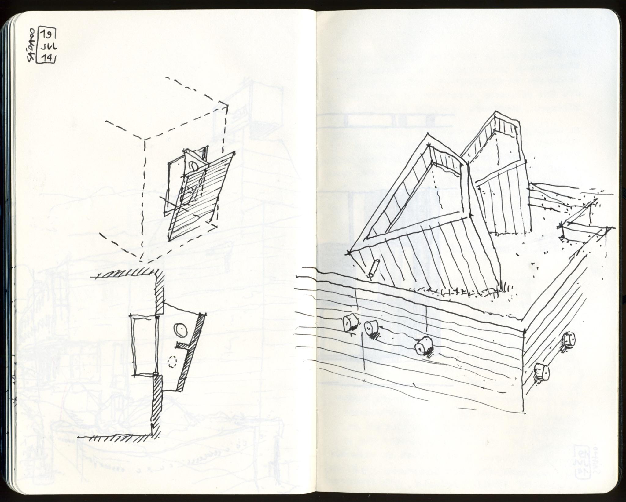 Le Corbusier's Couvent de la Tourette (1957-1960