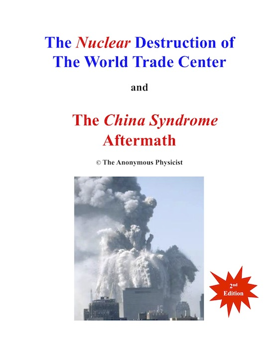 The Nuclear Destruction of the World Trade Center and The China Syndrome Aftermath, 2nd Edition
