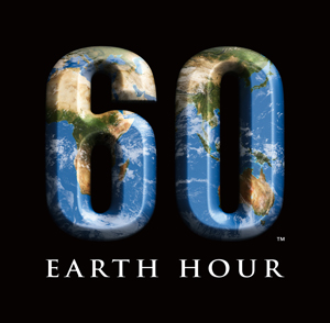 Earth Hour is very close...