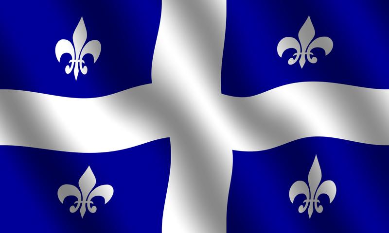 The Quebec Flag (Drapeau)