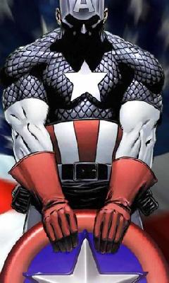 Captain Amerikaa