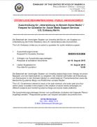 Öffentliche NSA / Homeland Security Ausschreibung zur Zensur / Manipulation