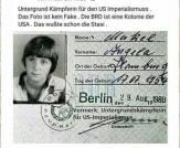Merkel Untergrundkämpferin