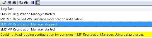 MP Issues