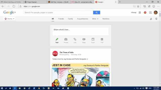 Spartan Browser with Build 10049-9