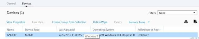 Windows 10 RTM - Azure AD Join - 11